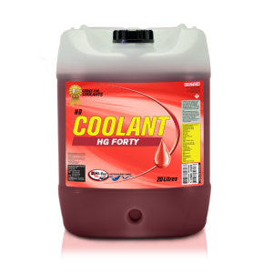 HD Coolant Hi-Tec Oils Product