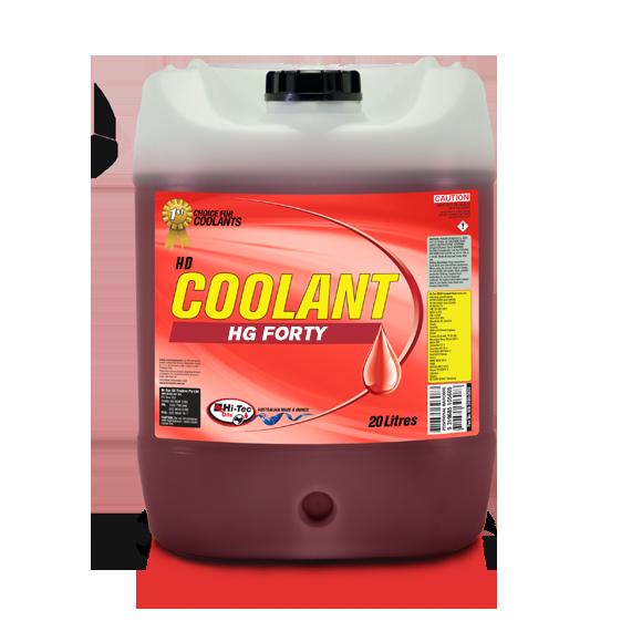 HD Coolant Hi-Tec Oils Product