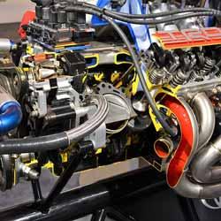 Premium Diesel Engine Oil