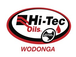 Hi-Tec Oils Warehouse Location Logo